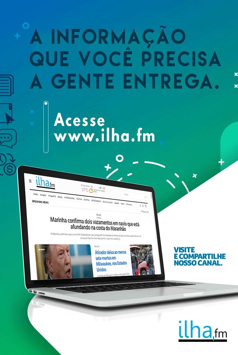 (Foto: Divulgação/Rede Ilha FM)