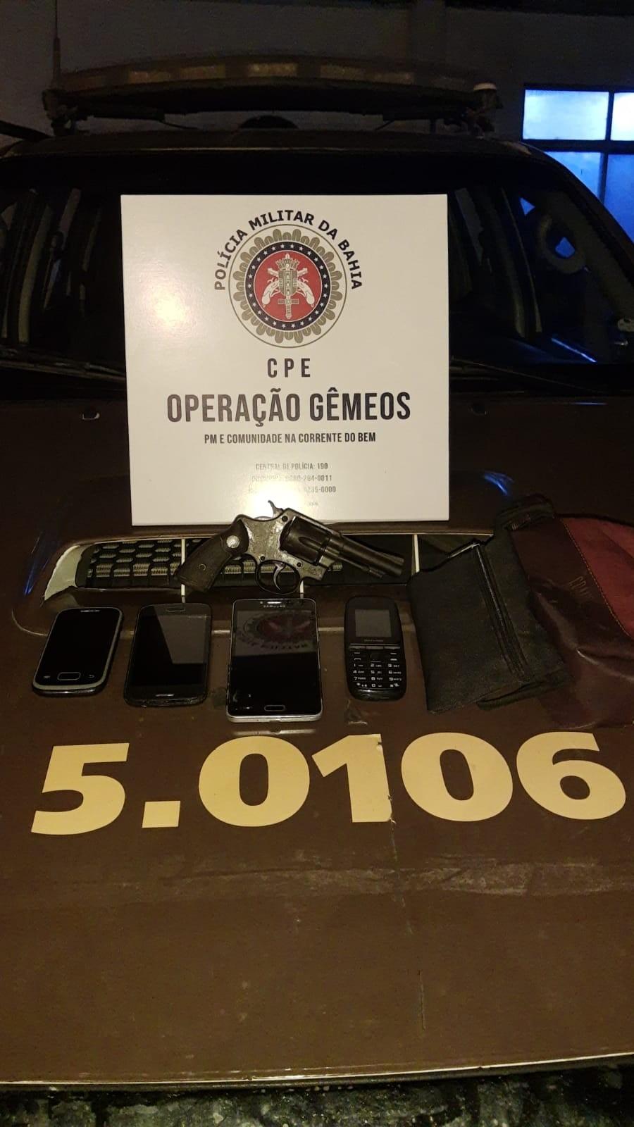 (Foto: Divulgação / SSP-BA)