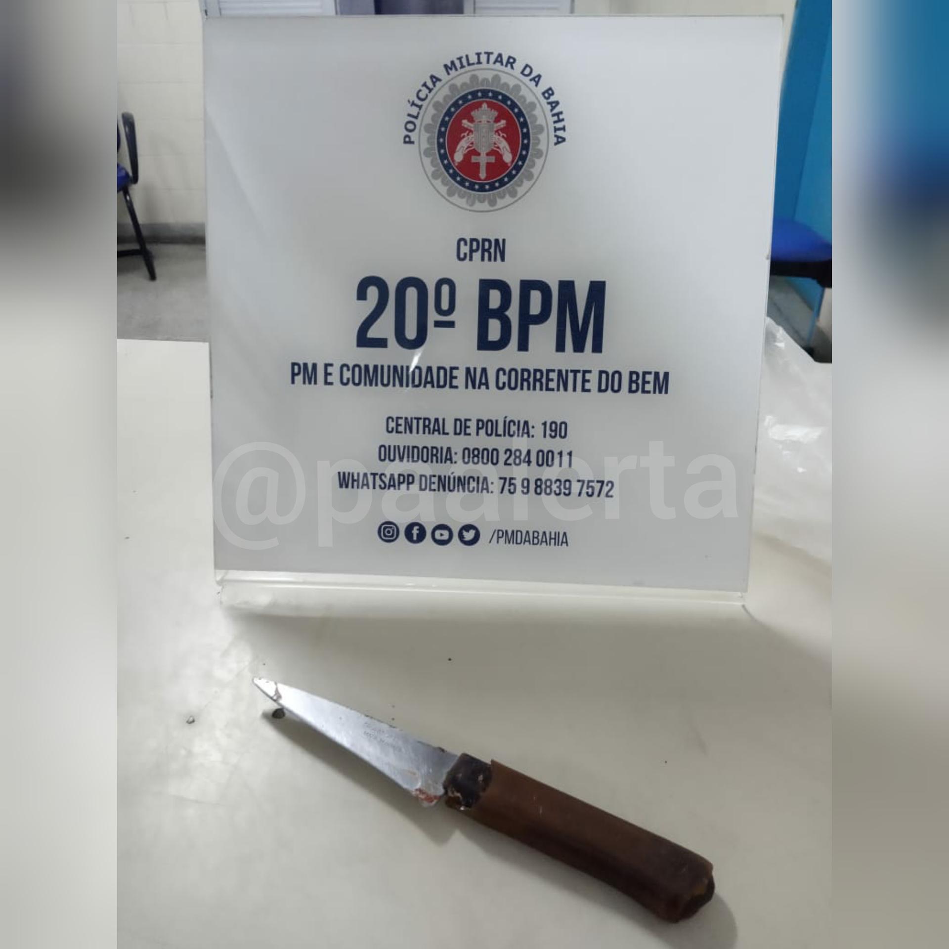 (Foto: Divulgação/20° BPM/PA Alerta)
