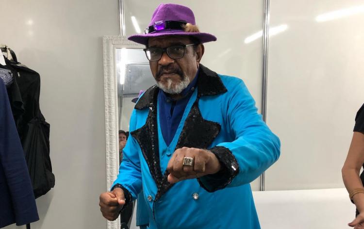 Morre Gerson King Combo, ícone do soul brasileiro, aos 76 anos