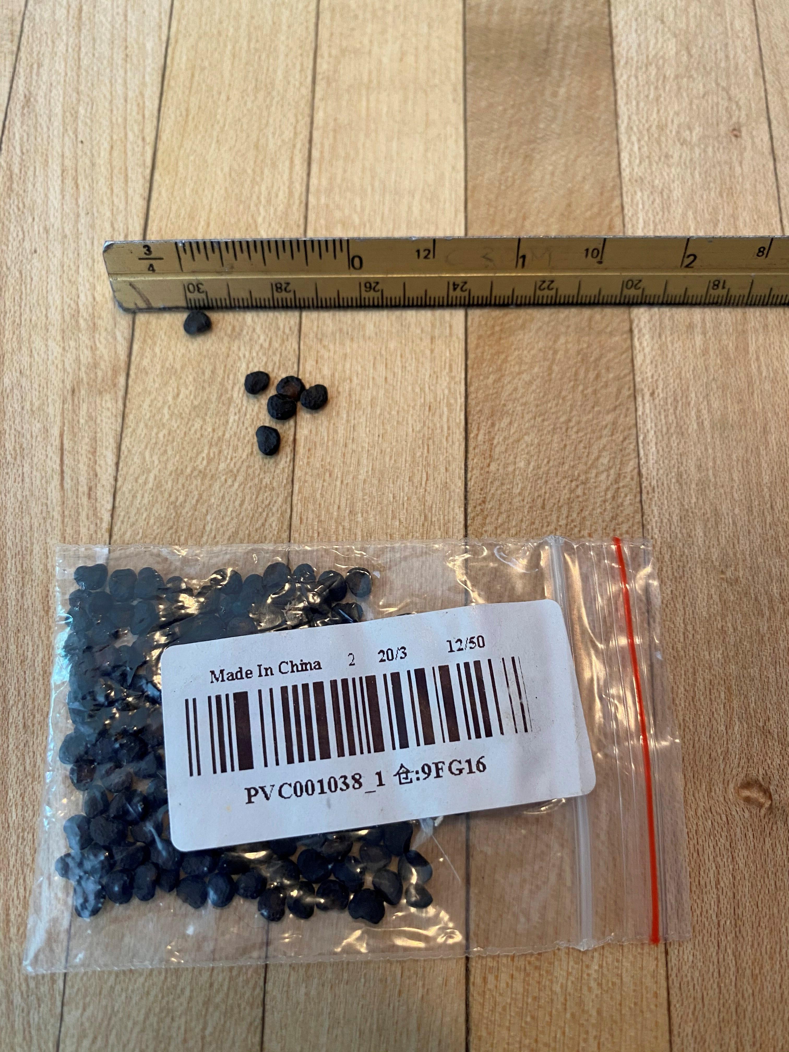 Adab emite alerta sobre sementes 'misteriosas' que têm sido enviadas por correio