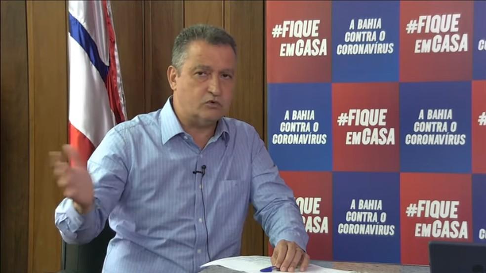 Rui Costa proíbe realização de shows e festas na Bahia independente do número de participantes