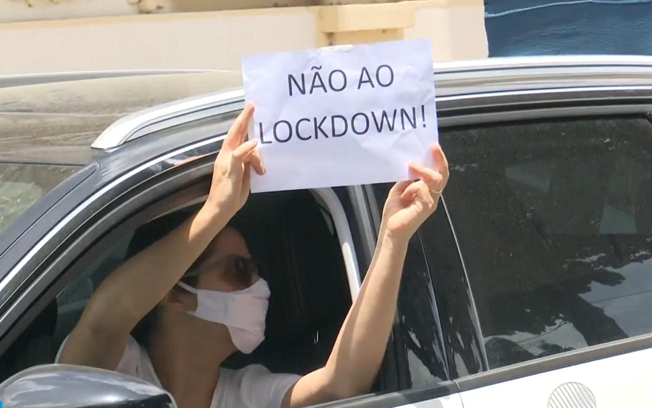 (Foto: Reprodução/Rede Bahia)