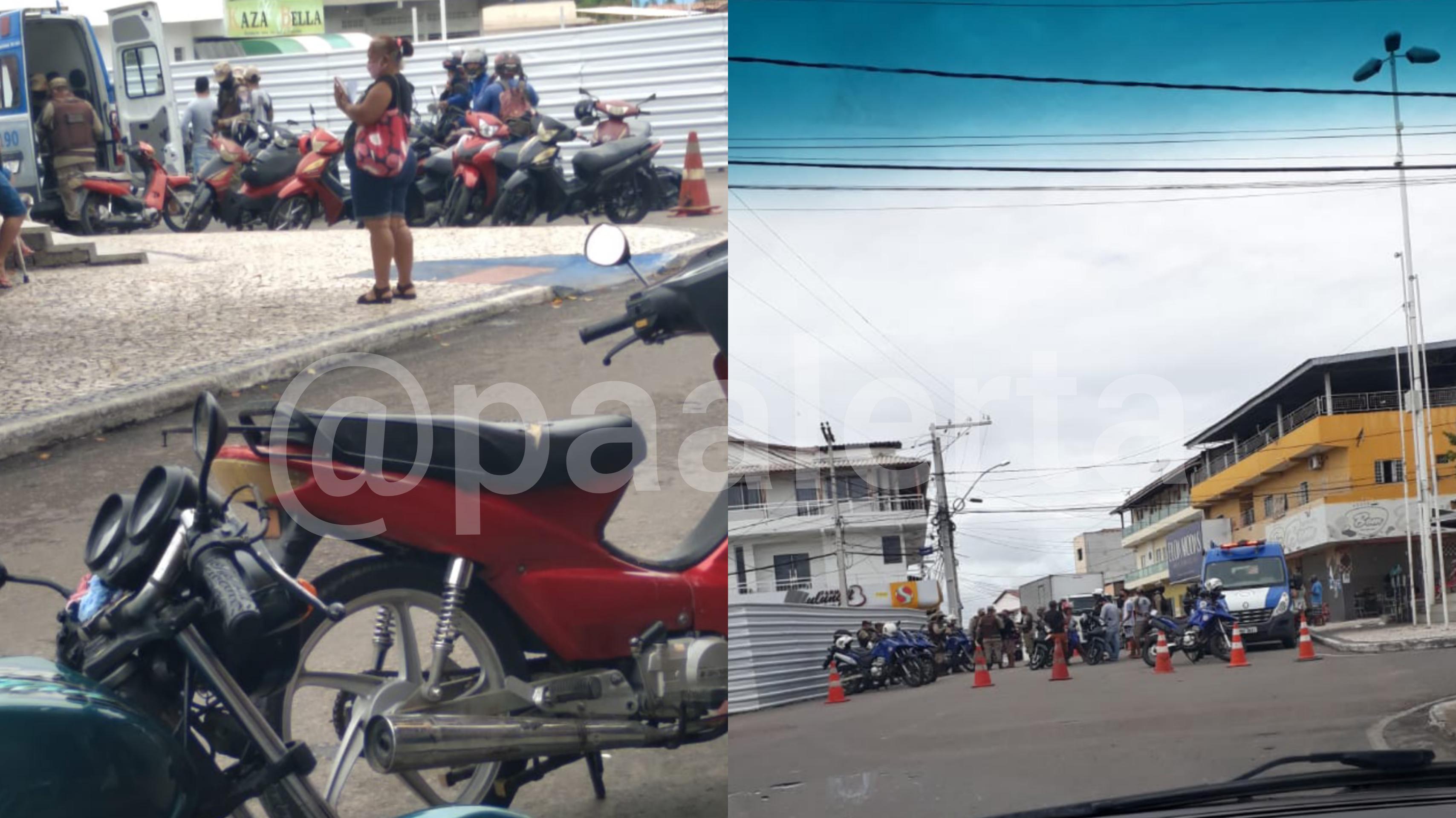 Diversas 'cinquentinha' são apreendidas em Operação da Polícia Militar em Paulo Afonso