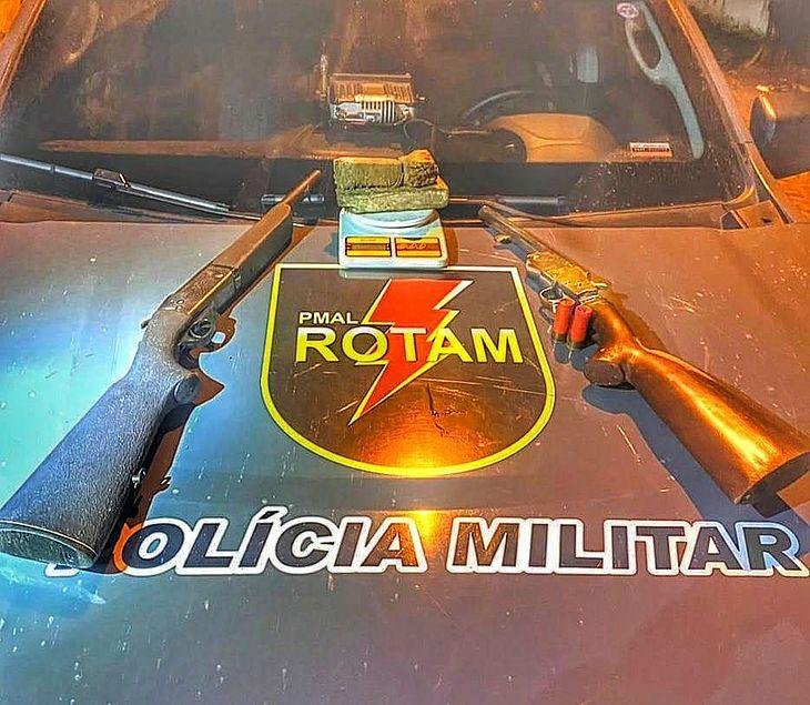 (Foto: Divulgação/Polícia Militar)