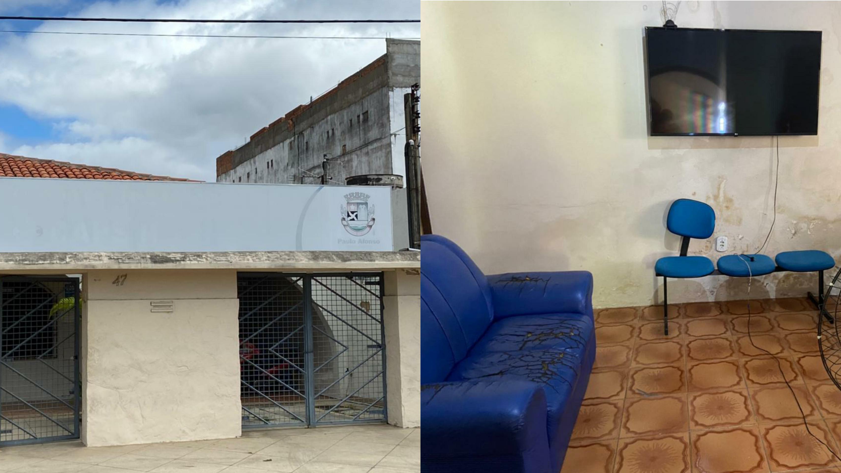 Vereadora Evinha denuncia falta de psicólogo no CAPS II e a estrutura do local ''Solicitei providências à prefeitura''