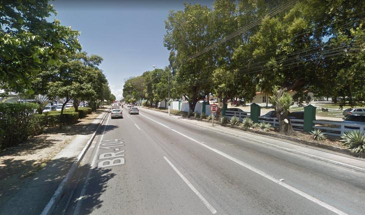 Motociclista embriagado é preso após fazer zig-zag na Avenida Fernandes Lima