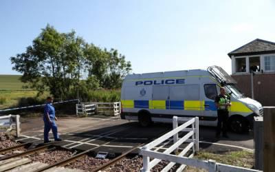 Descarrilamento de trem na Escócia deixa 3 mortos e seis feridos